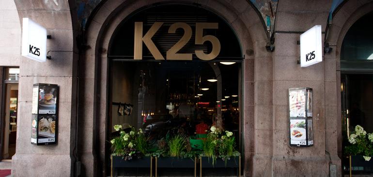 K25 på Kungsgatan 25